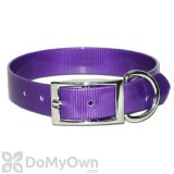 Leather Brothers Regular SunGlo Collar 1 in. x 17 in. - Purple