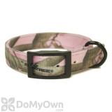 Realtree APC Pink Camouflage Nylon Collar