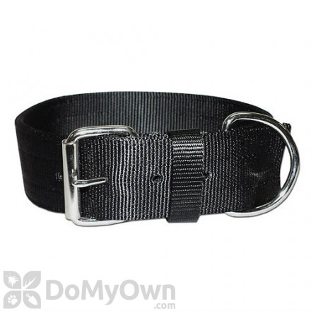 Leather Brothers Bravo Regular Two - Ply Nylon Collar