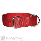 Leather Brothers Bravo Regular Two - Ply Nylon Collar 2 in. x 25 in.