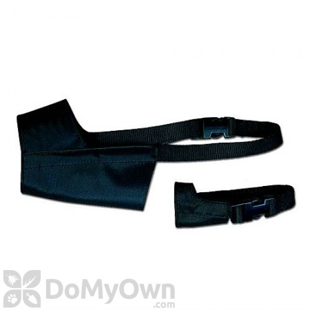 Leather Brothers Kwik Klip Adjustable Nylon Muzzle
