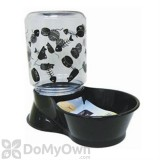 Lixit Reversible Base Cat Feeder and Waterer