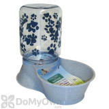 Lixit Reversible Base Dog Feeder and Waterer