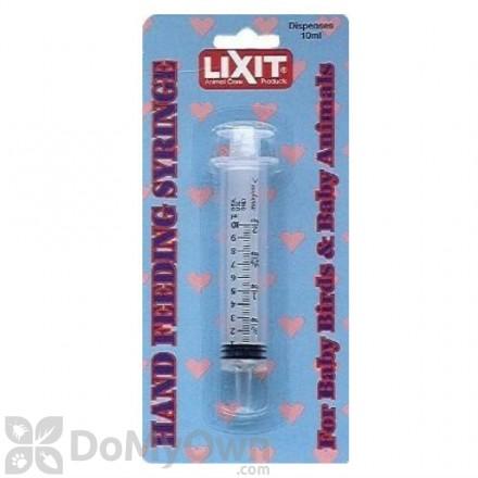 Lixit Hand Feeding Syringe