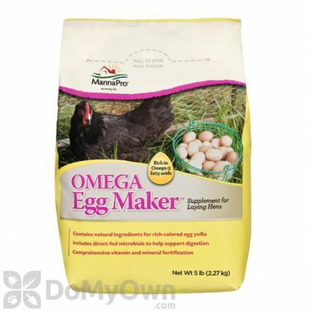 Manna Pro Omega Egg Maker Supplement