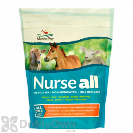 Manna Pro NurseAll Multi - Species Milk Replacer