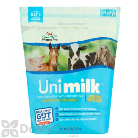 Manna Pro Unimilk Multi - Species Milk Replacer