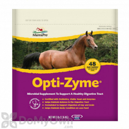 Manna Pro Opti - Zyme Digestive Supplement