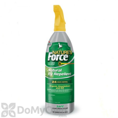 Manna Pro Nature\'s Force Fly Spray