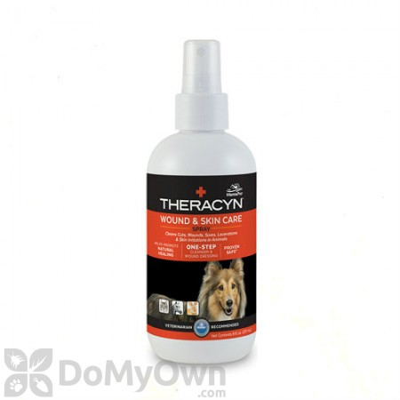 Manna Pro Theracyn Wound and Skin Care Spray for Pets