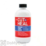 Cut and Heal Wound Care Liquid 8 oz. with Dauber