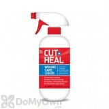 Cut-Heal Wound Care Liquid Spray 16 oz.