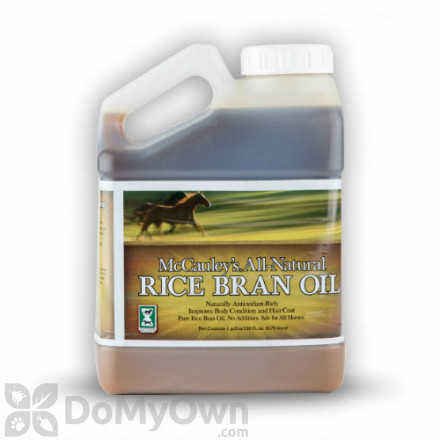 McCauleys All - Natural Rice Bran Oil