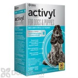 Activyl Spot - On for Dogs and Puppies - Medium (22 - 44 lb.)