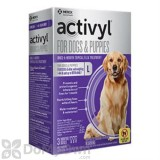 Activyl Spot - On for Dogs and Puppies - Large (44 - 88 lb.)