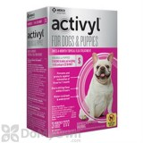 Activyl Spot - On for Dogs and Puppies - Small (14 - 22 lb.)