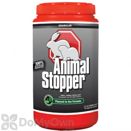 Messinas Animal Stopper Granules Shaker
