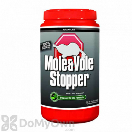Messinas Mole and Vole Stopper Granular Repellent