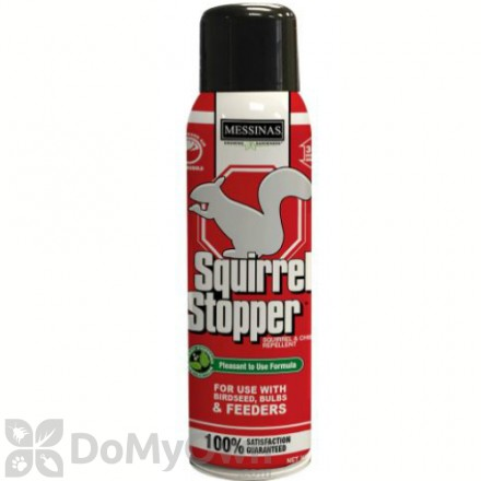 Messinas Squirrel Stopper Aerosol