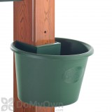 My Garden Post Small Planter - Hunter Green