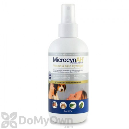 MicrocynAH Wound and Skin Hydrogel