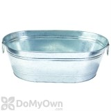 Little Giant Galvanized Oval Tub 5.5 gal.