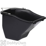 Little Giant Plastic Better Bucket 10 qt. Black