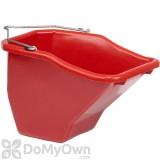Little Giant Plastic Better Bucket 10 qt. Red