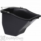 Little Giant Plastic Better Bucket 20 qt. Black