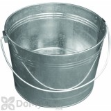 Little Giant Galvanized Round Tub