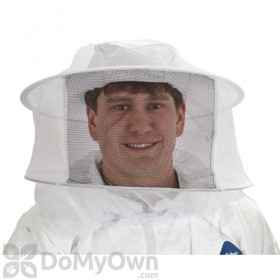 Little Giant Beekeeping Veil with Built-In Hat