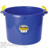 Little Giant Muck Tub 70 qt. Blue