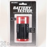 Hot-Shot Battery Tester
