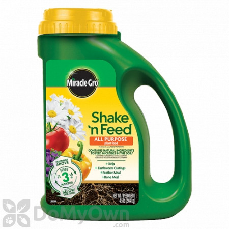 Miracle - Gro Shake N Feed All Purpose Plant Food