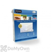 """Mattress Safe Sofcover Ultimate Total Mattress Encasement - Queen (9\""""- 15\"""")"""