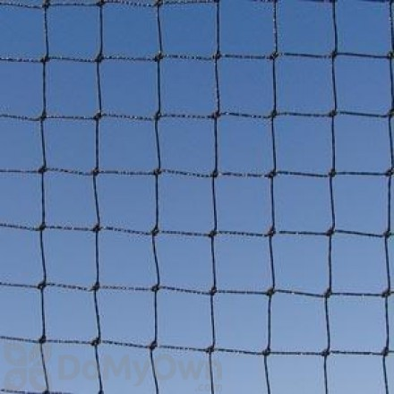 Bird Barrier 3 / 4 in. Black StealthNet Standard Bird Net
