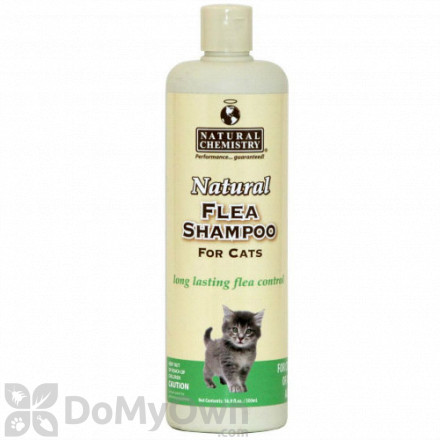 Quick View · Natural Chemistry Natural Flea Shampoo for Cats