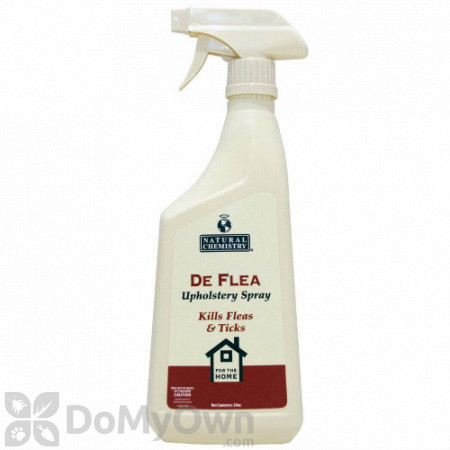 Natural Chemistry DeFlea Upholstery Spray