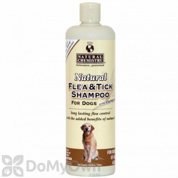 Natural Flea and Tick Shampoo