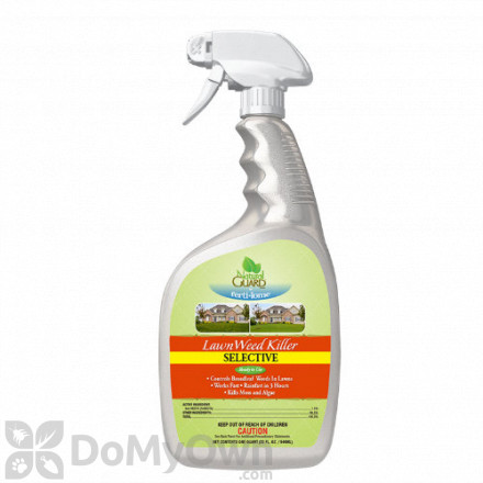 Natural Guard Lawn Weed Killer Selective RTU