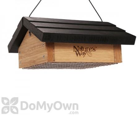 Natures Way Bamboo Upside Down Bird Feeder (BWF2)