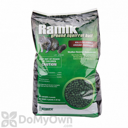 Neogen Ramik Ground Squirrel Bait