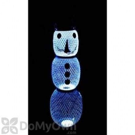No / No Feeder Solar Snowman Bird Feeder 1.5 lb. (SHS00356)