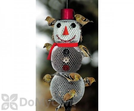 No / No Feeder Snow Woman Bird Feeder (SW00354)