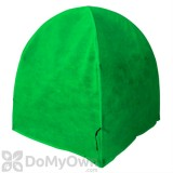 NuVue Frost Cover - GEN II Synthetic Framed Heavy Duty Garden Green (28\