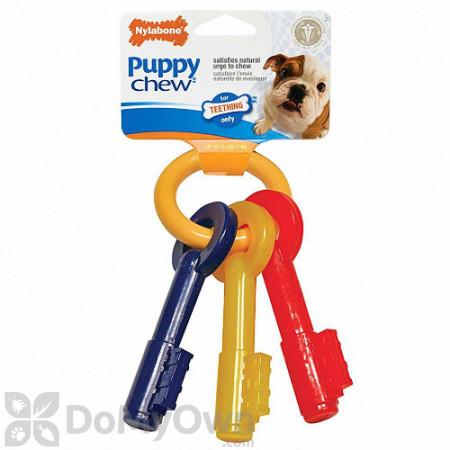 Nylabone Puppy Chew Teething Keys