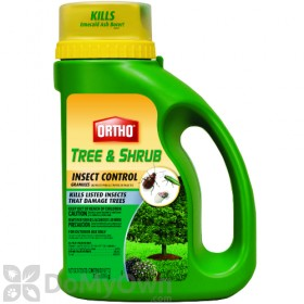 Ortho Tree and Shrub Insect Control Granules