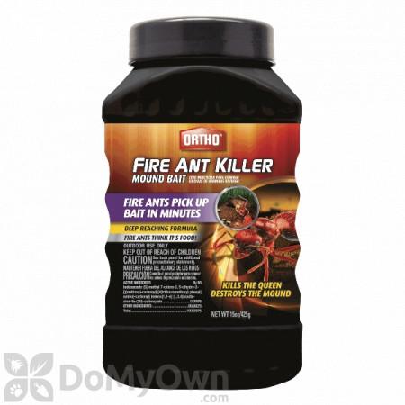 Ortho Fire Ant Killer Mound Bait