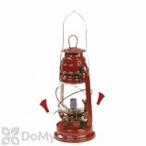 Outside Inside Hurricane Lantern Hummingbird Feeder (99820)