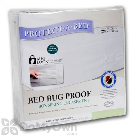 Protect-A-Bed Box Spring Encasement - King